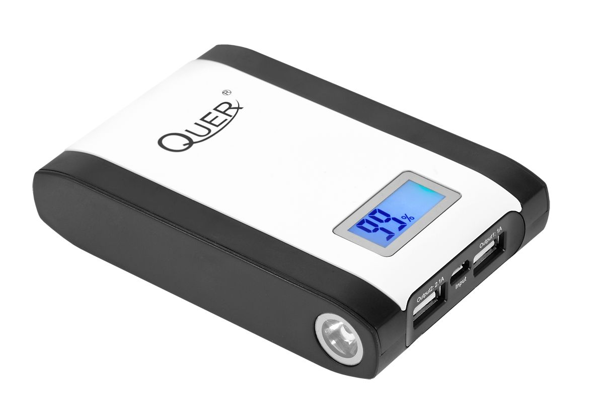 Power Bank QUER KOM0546.1