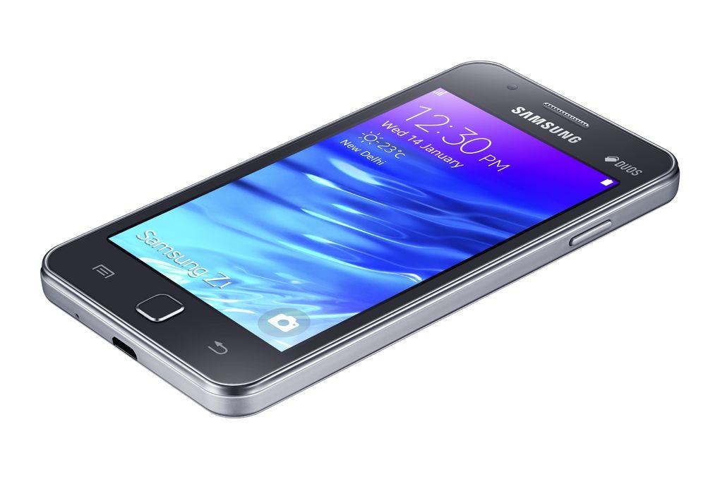 Samsung Z1 Dynamic Black.0