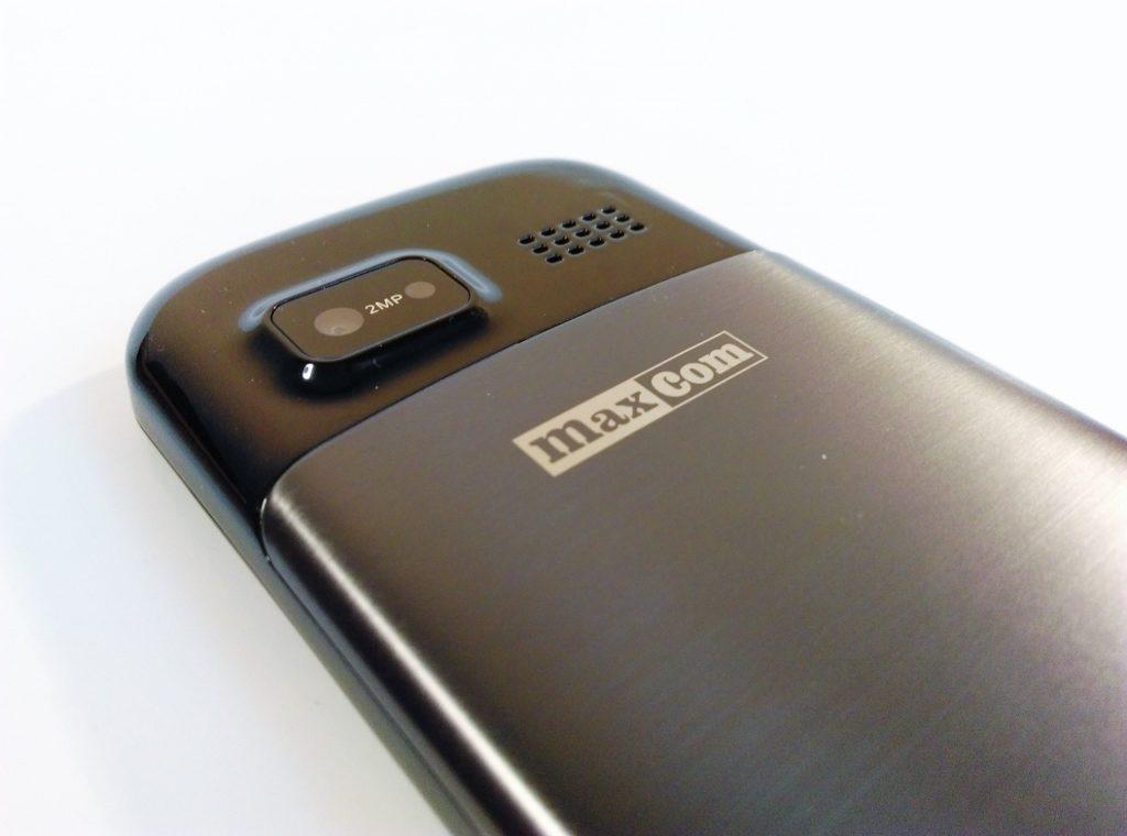 MaxCom MM238 - aparat i tył
