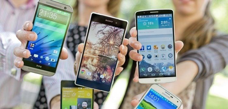 smartphones2015