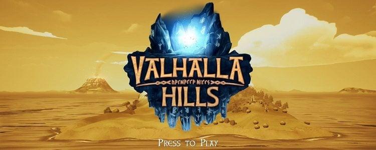 Valhalla slide