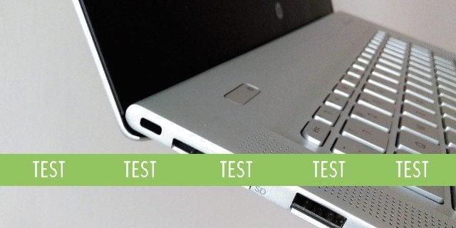 [Test] HP Envy 13