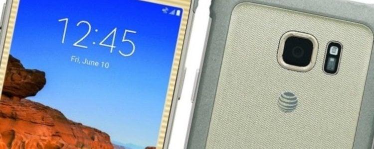 Samsung Galaxy S7 Active zdjęcie smartfona