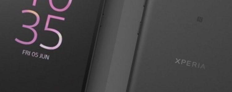 Xperia E5 zdjęcia smartfona