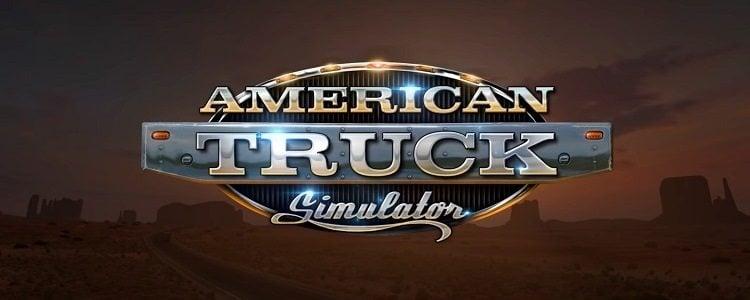 American Truck Simulator Slide