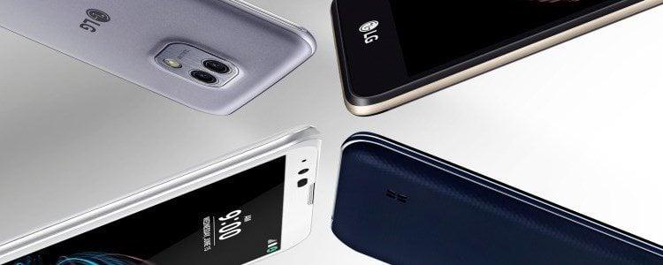 LG X zdjęcie nowych smartfonów