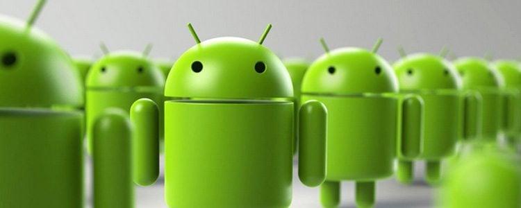 android zielony ludzik logo