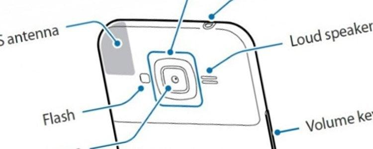Samsung Smart Glow schemat działania diody