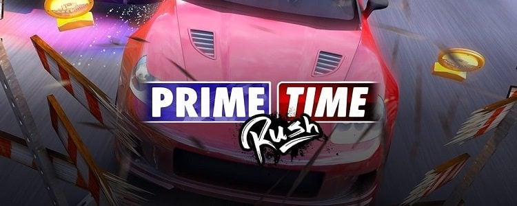 Prime Time Rush Slide