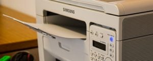 Samsung HP Printer