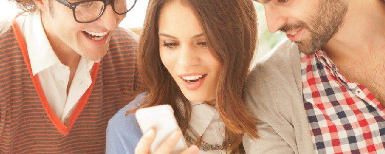 Smartfony w pracy Slide