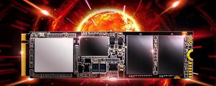 ADATA XPG SX8000 Slide