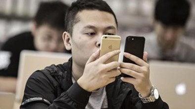 Apple w Chinach