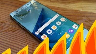 Wybuchowy Galaxy Wybuchowy Galaxy Note 7