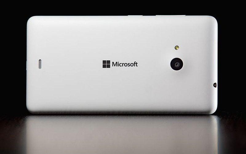 Smartfony z windows 10