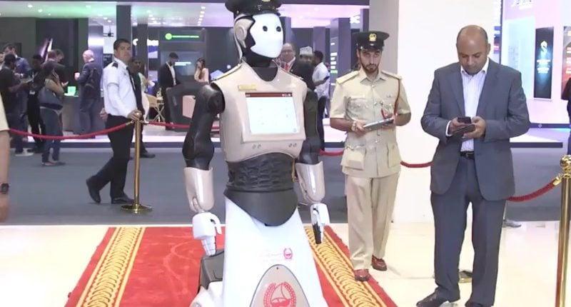 Robot Policjant