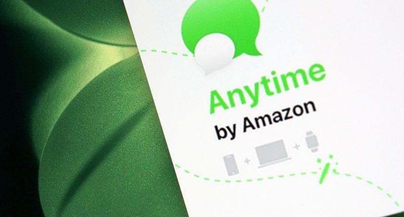 Amazon Anytime