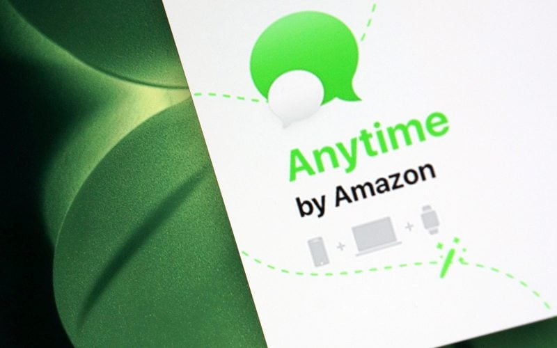 Amazon Anytime