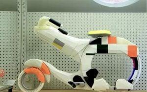 rower z drukarki 3 D