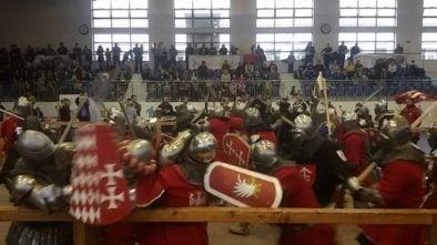 polska liga walk rycerskich
