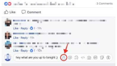 Prywatne komentarze