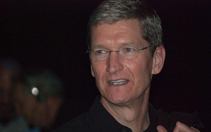 Prezes Apple