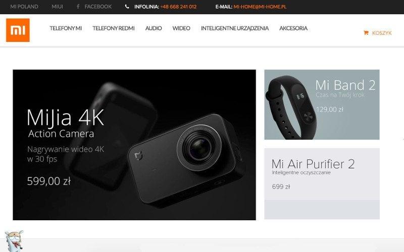 Xiaomi w Polsce