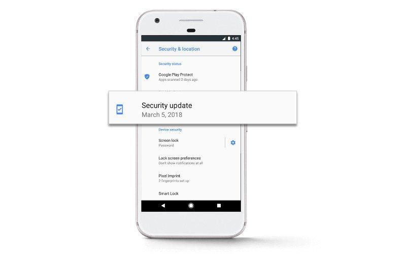 Bezpieczeństwo Androida