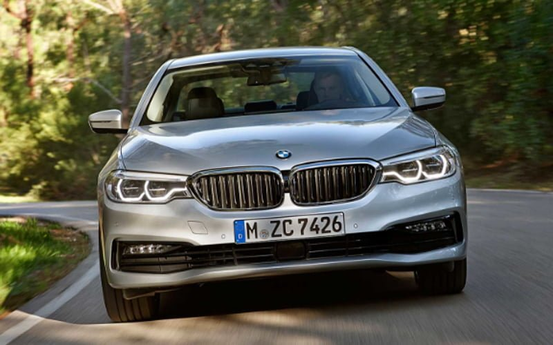 bezprzewodowe ładowanie w samochodach BMW