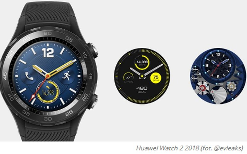 Huawei Watch 2 2018