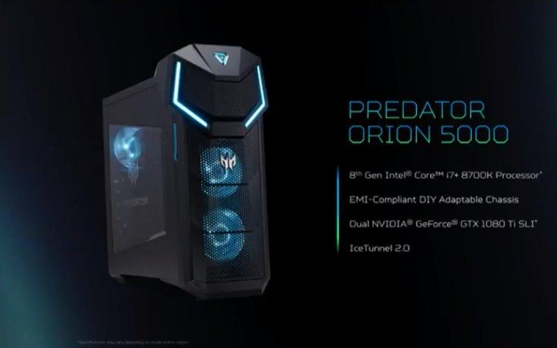 Predator Orion 5000