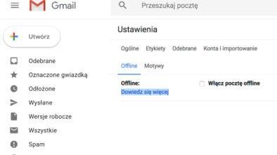 Tryb Offline