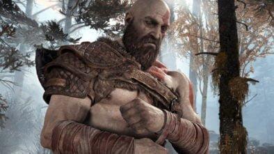 God of War 2 powstaje