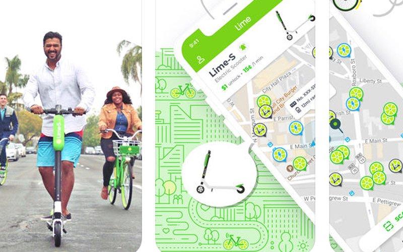 Elektryczne hulajnogi i Uber