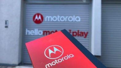 Moto Z3 Play