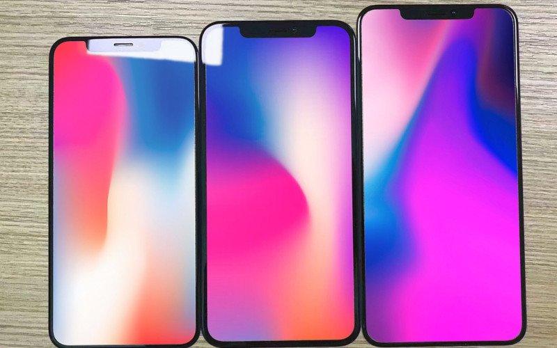 Nowe iPhone'y