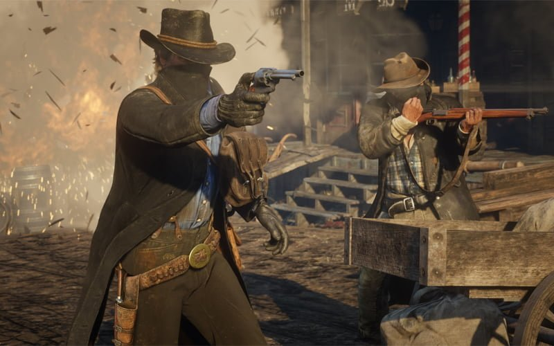 Red Dead Redemption 2 i tryb Battle Royal
