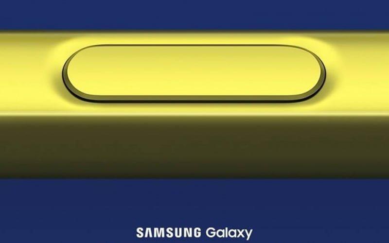S Pen od Galaxy Note 9