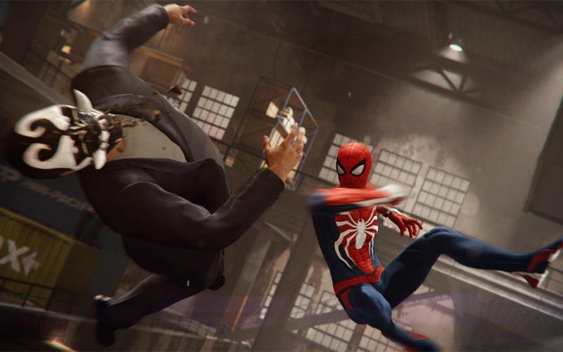 Gameplay spider-man