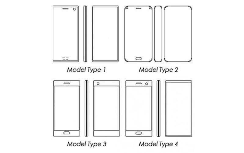 Samsung patenty