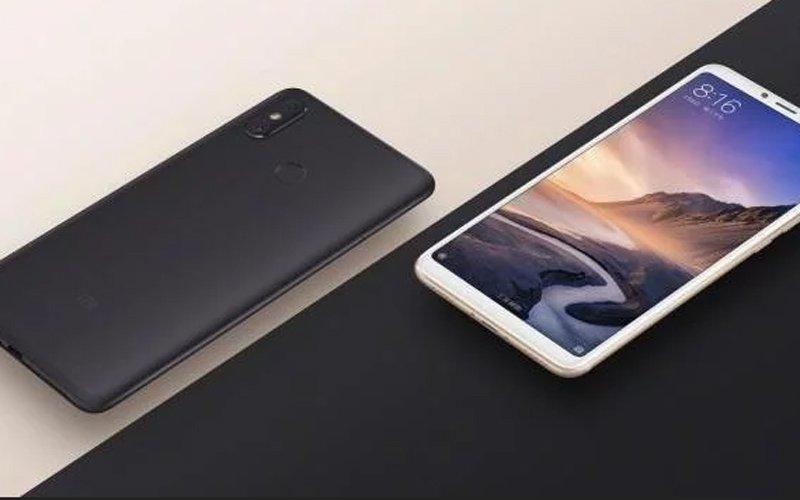 Xiaomi Mi Max 3 render
