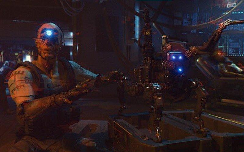 system RPG w Cyberpunk 2077
