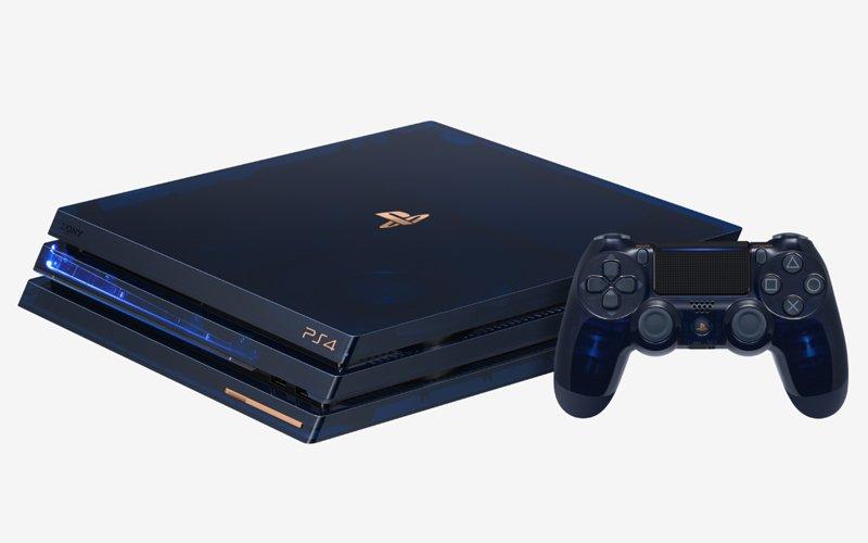Limitowana edycja PlayStation 4 Pro