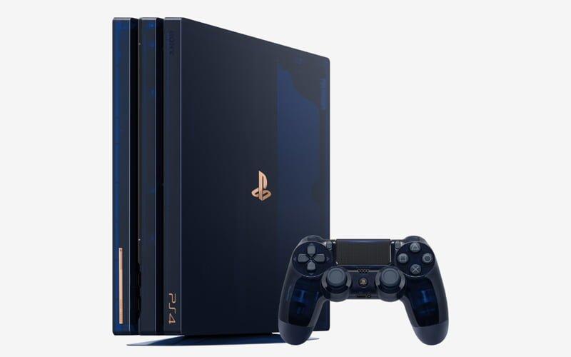 500 milionów PlayStation