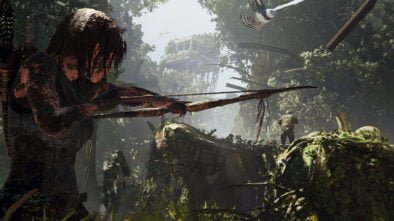 Grobowce w Shadow of the Tomb Raider