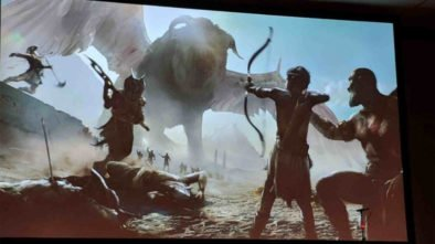 Kratos w Egipcie