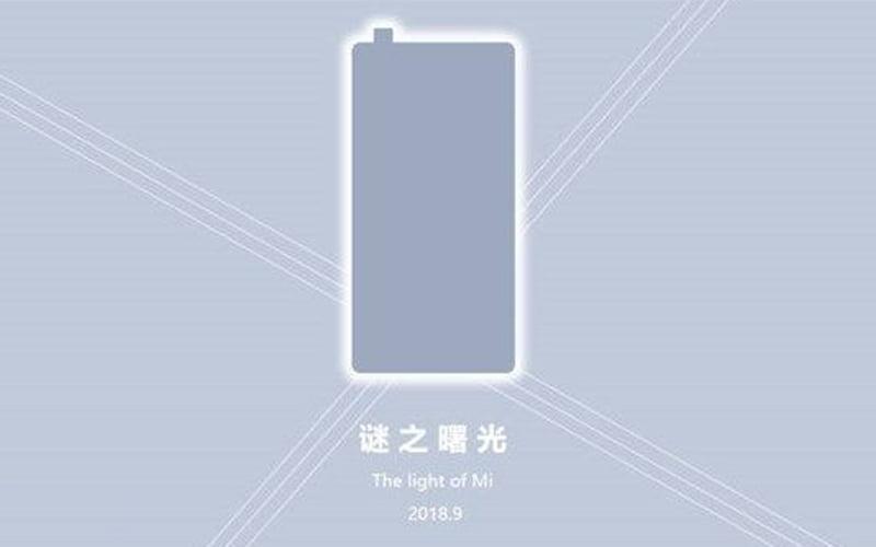 Bezramkowiec Xiaomi Mi Mix 3