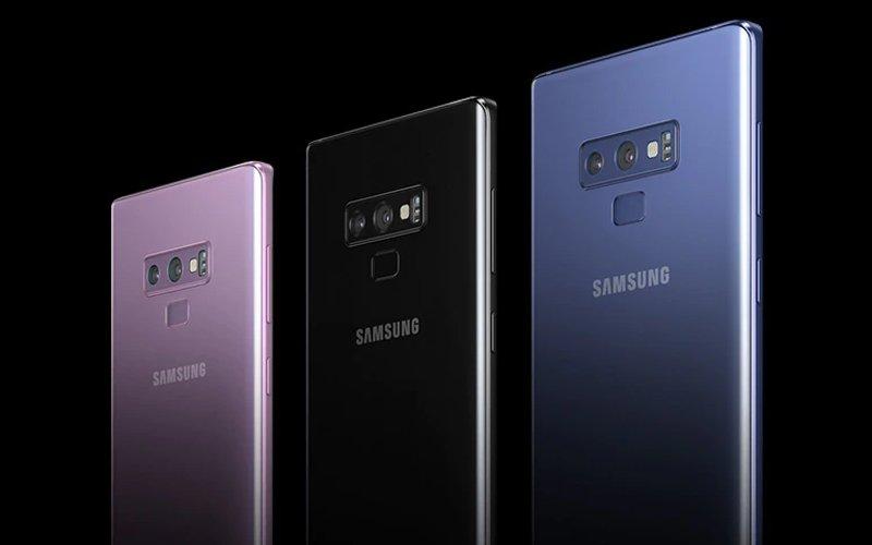 Premiera Samsung Galaxy Note 9