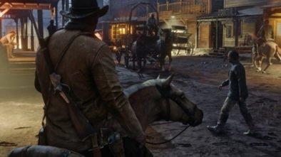 Otwarty świat Red Dead Redemption 2