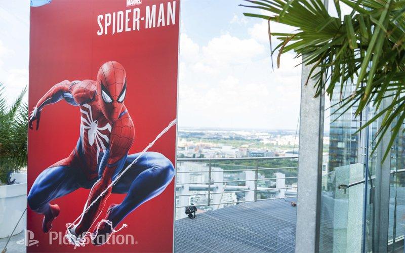 Grałem w Spider-Man